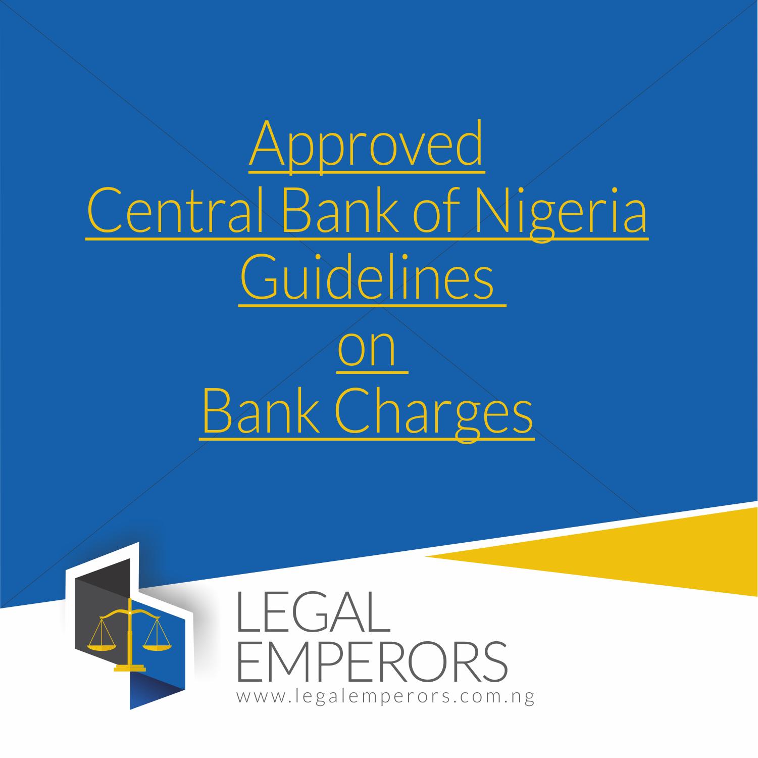 Law Of Banking Nigeria Vespa Vna Wiring Diagram Array Bank Charges Fees U0026 Interest Rates Approved By The Central Rh Legalemperors